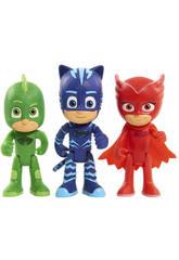 PJ Masks Figurines Avec Lumière