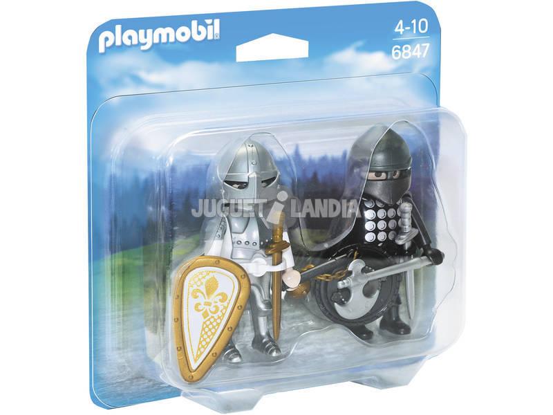 Playmobil Duopack Caballeros 6847