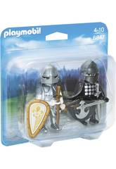 imagen Playmobil Duopack Caballeros 6847