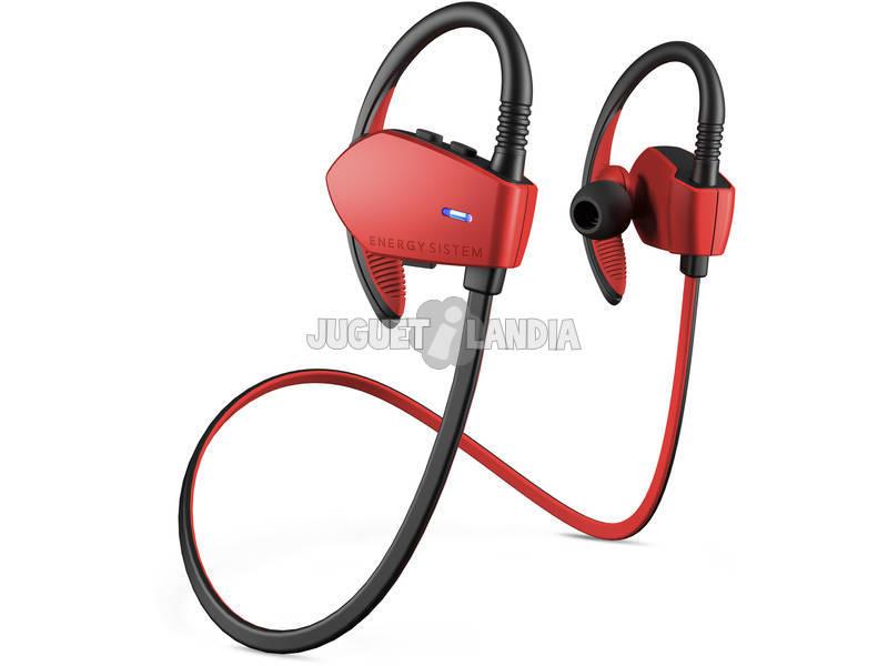Auriculares Energy Earphones Sport 1 Bluetooth Red