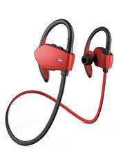 Auriculares Energy Earphones Sport 1 Bluetooth Red