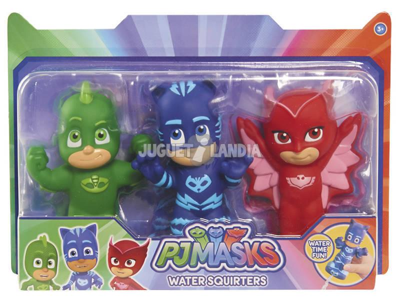 PJ Masks Figuras De Baño