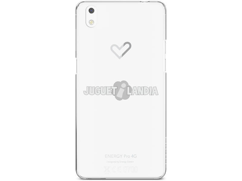 Capa Para Energy Phone Pro 4G Case Transparent