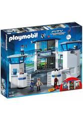Playmobil Commissariat de Police avec prison