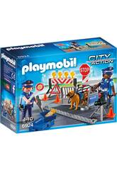 Playmobil Police Control 6924