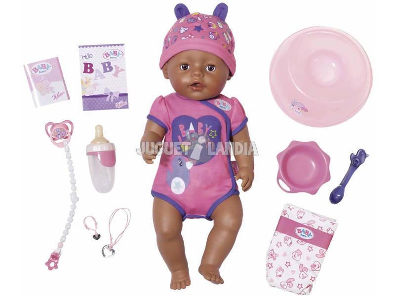 Baby Born Interactivo Niña Bandai 822029