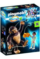 Playmobil Singe Géant Gonk 9004
