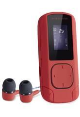 Energy MP3 Clip Corallo 8GB Radio FM e MicroSD