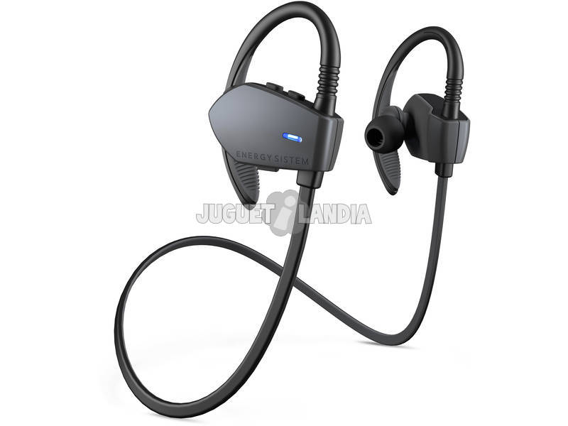 Auriculares Energy Earphones Sport 1 Bluetooth Graphite