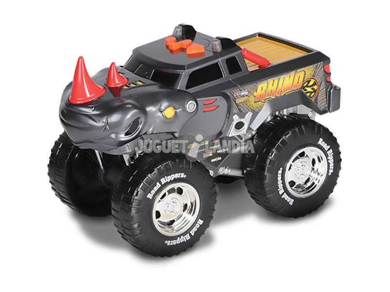 Wheelie Monsters Roarin' Rinoceronte
