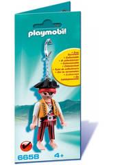 Playmobil Llavero de Pirata