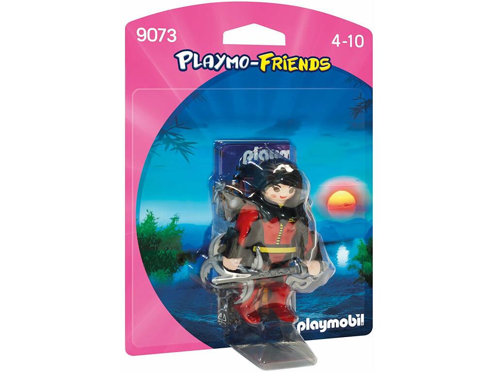 Playmobil Guerrera 9073