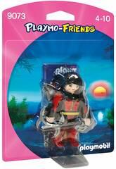 imagen Playmobil Figura Guerrera