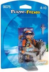 Playmobil Figura Pirata