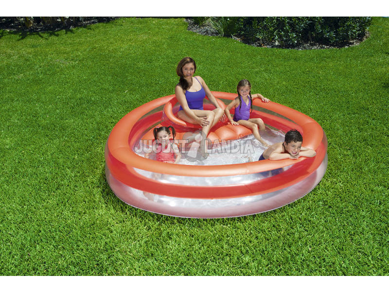Acheter piscine gonflable 232x229x63 cm familiy funday for Acheter piscine gonflable
