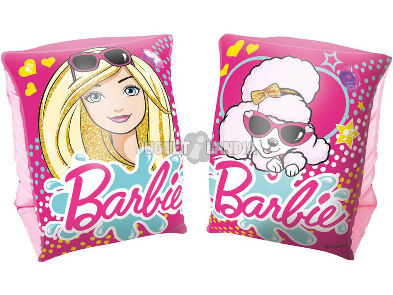Manguitos Barbie 23x15 Cm Bestway 93203