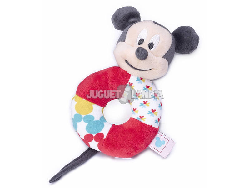 Disney Baby Mickey y Minnie Sonajero. Famosa 760013411