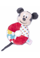 Disney Baby Mickey y Minnie Sonajero