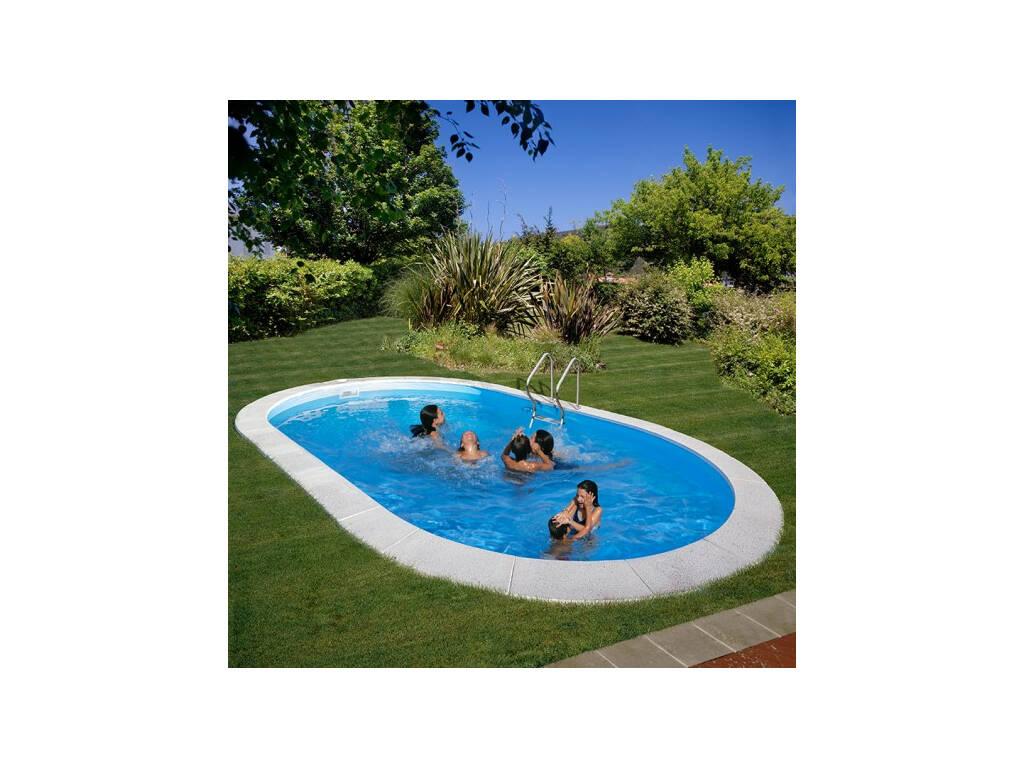 acheter piscine enterr e moorea 800 x 400 x 150 cm gre kpeov8059m juguetilandia. Black Bedroom Furniture Sets. Home Design Ideas
