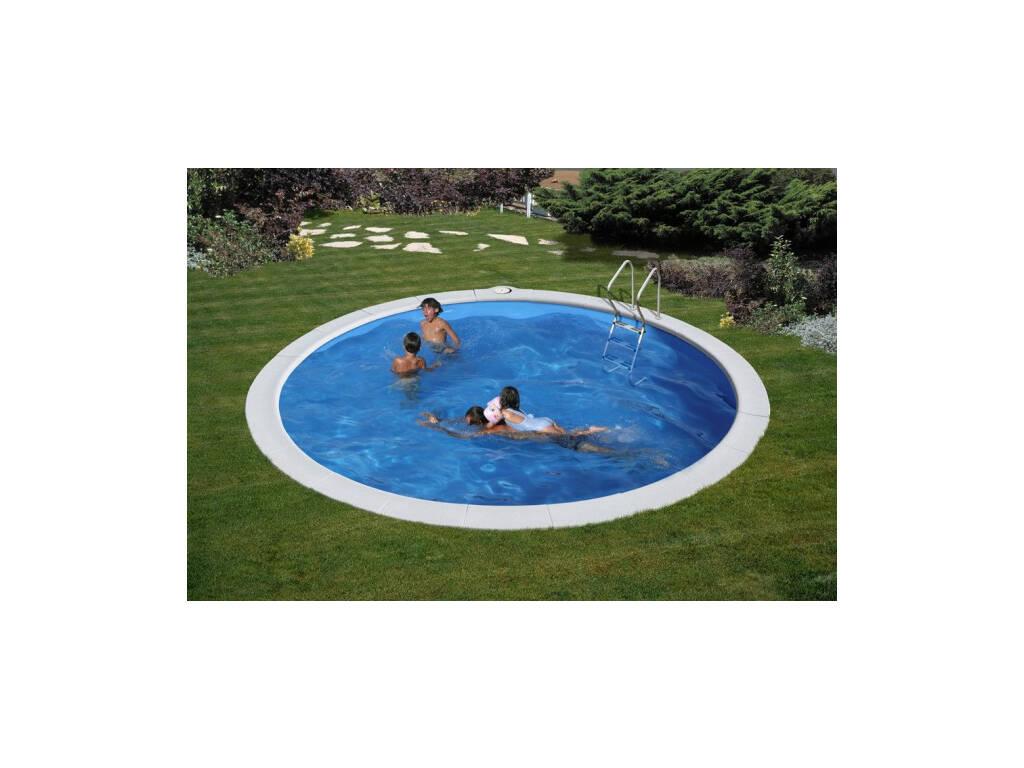 Acheter piscine enterr e gre moorea 420x150 cm juguetilandia for Acheter piscine