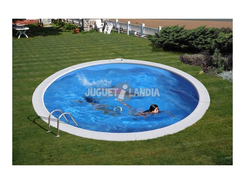 Acheter piscine enterr e gre madagascar 420x150 cm for Piscine acheter