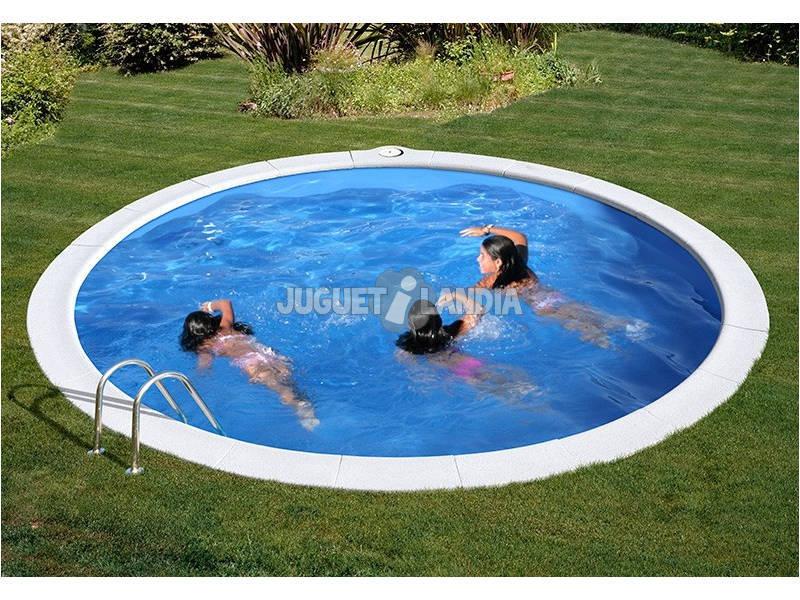 Acheter piscine enterr e gre sumatra 420x120 cm for Acheter piscine enterree
