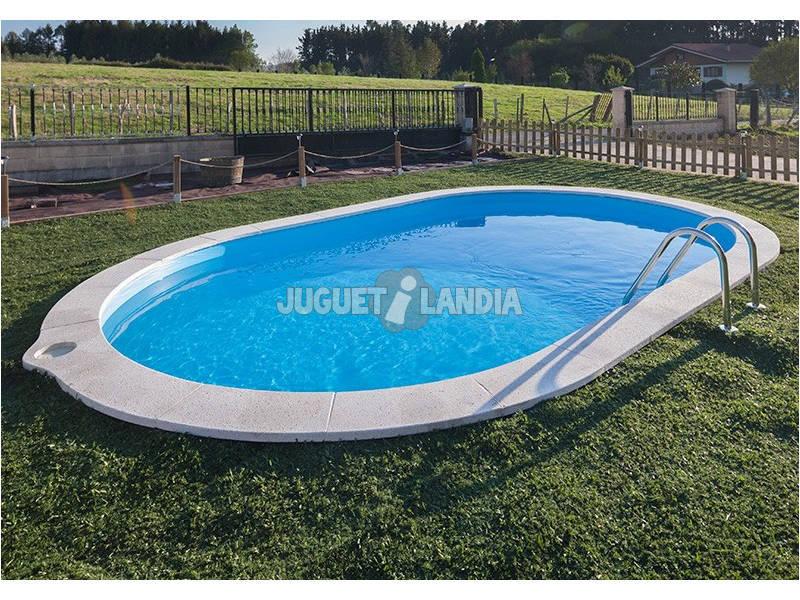 Acheter piscine enterr e gre sumatra 700x320x120 cm for Acheter piscine enterree