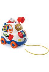 imagen Baby Patrol Auto Vtech 501422