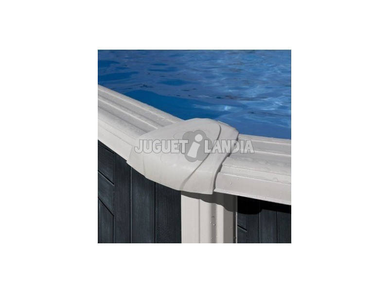 Piscina Ovalada Rat N Java 500x350x120 Cm Gre Kit510nrt