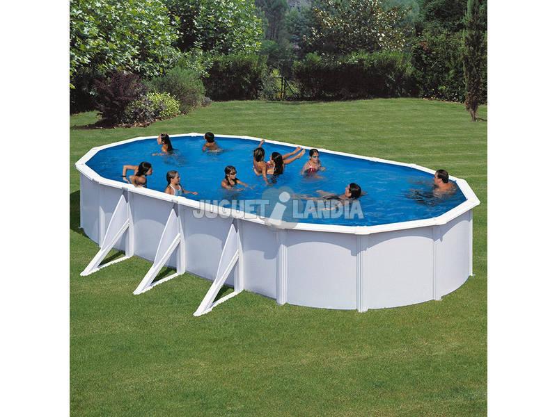 Acheter piscine gre ovale fidji 500x350x120 cm juguetilandia for Infection urinaire et piscine