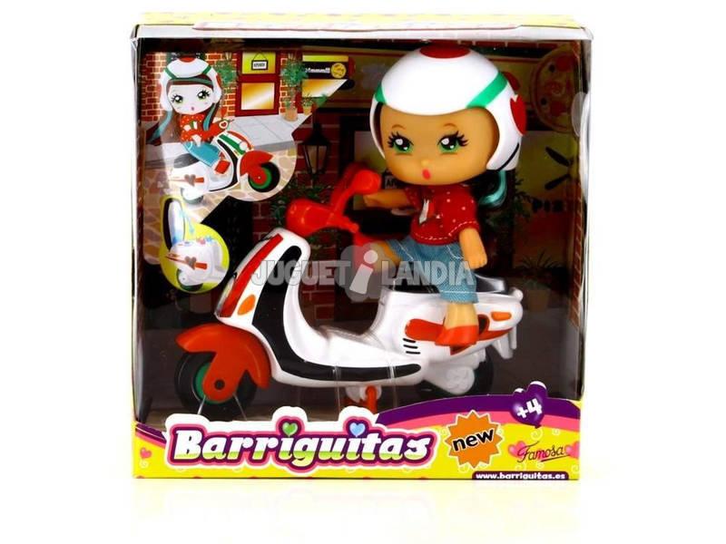 Barriguitas Scooties Famosa 700012096