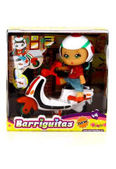 Barriguitas Scooties Famosa 700012096