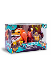 Mutant Busters Vehiculos Titan-Mutantes Serie 2