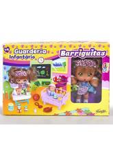 Barriguitas Parque Infantil o Guarderia Con Accesorios Famosa 700012870