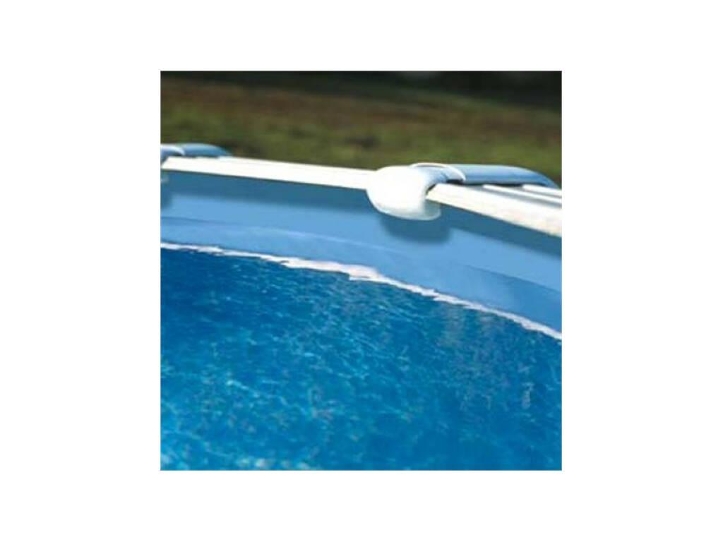 Forro Azul 450x90 Cm Gre FSP450