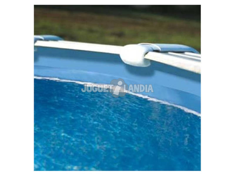 Forro Azul 400x90 Cm Gre FSP400