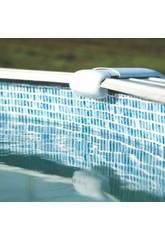 Liner Bleu 460 x 120 cm Gre 770398