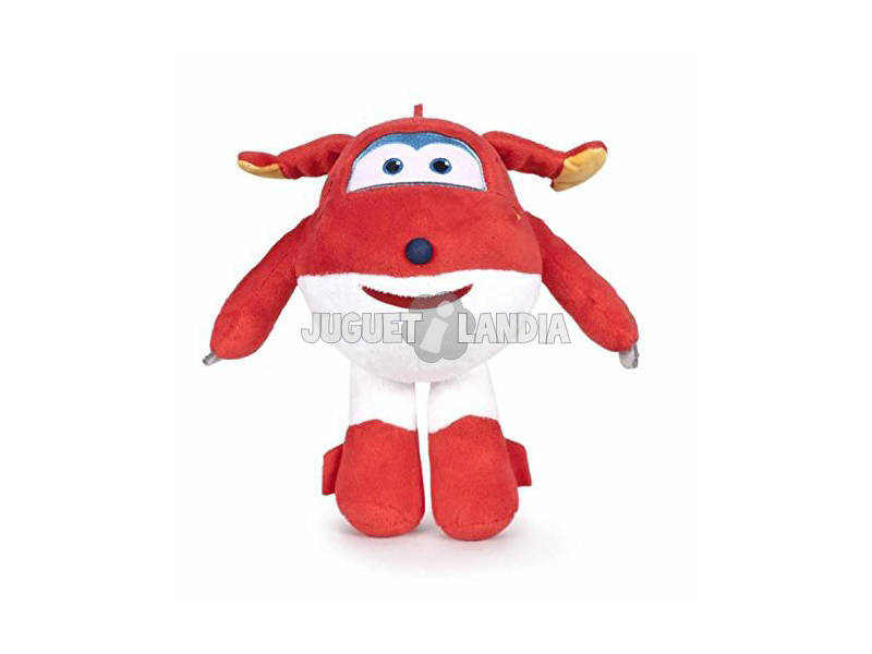 Peluche Super Wings 20 cm. Famosa 760015394