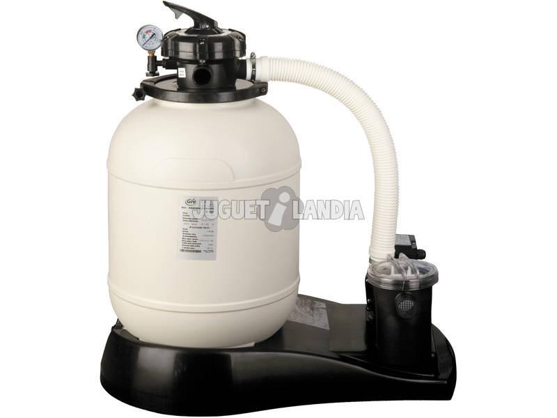 Filtro de areia de filtro 4.000 L / H Gre FA6040