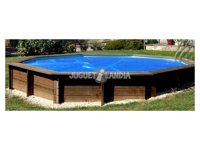 Acheter couverture isothermique pour piscines 300x300 cm for Couverture pour piscine