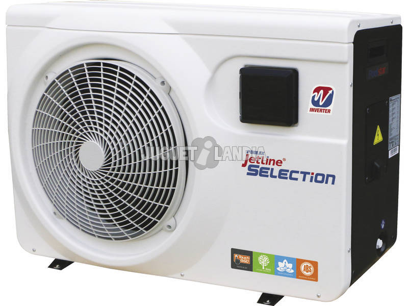 Bomba De Calor Poolex Jetline Selection Inverter 150 Poolstar PC-JETLINE-SV150