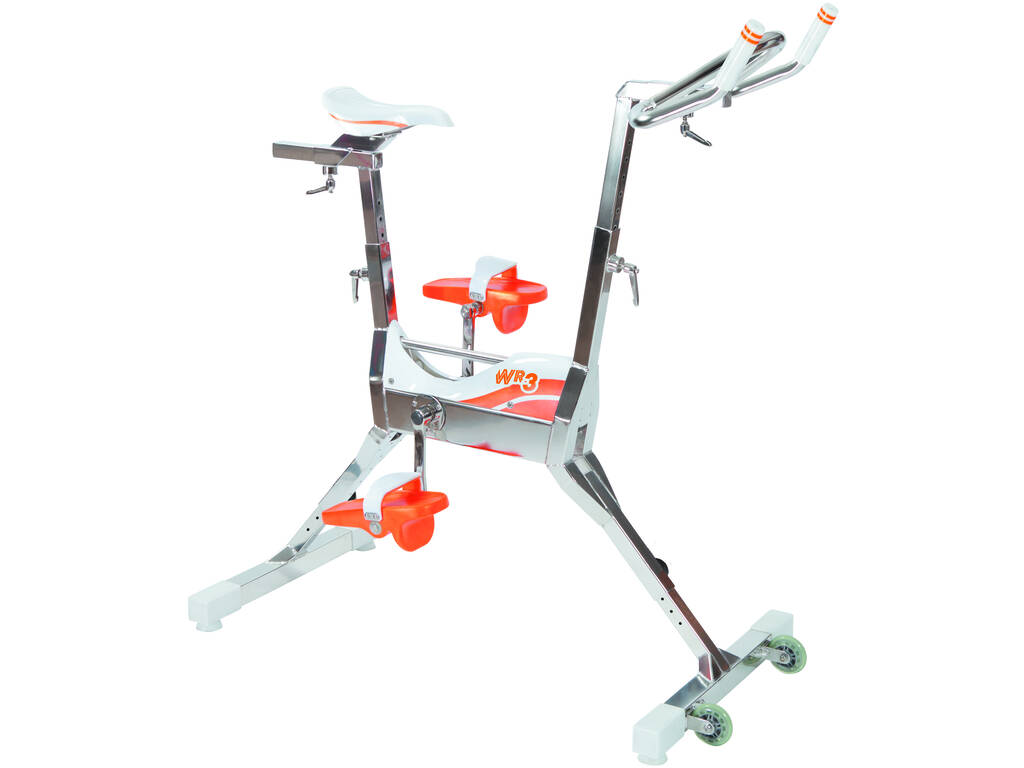 Bicicleta Para Piscina Wr3 Poolstar WX-WR3
