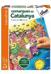 imagen Comarques Catalunya Diset 63664