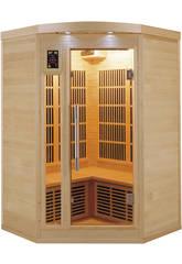 Sauna Infravermelho Apollon - 2/3 Plazas