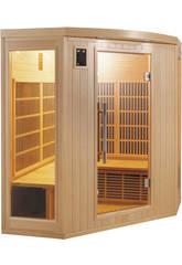 Sauna Infrarrojos Apollon - 3/4 Plazas