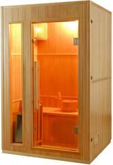 Sauna Tradizionale ZEN-3,5 kW-2 Persone