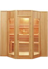 Sauna Tradicional ZEN -8 kW - 5 Plazas