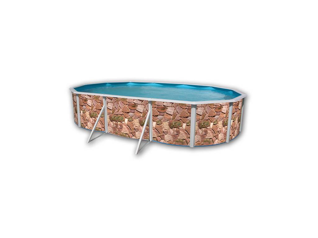 Acheter piscine toi rocalla 640x366x120 cm juguetilandia for Acheter piscine autoportante