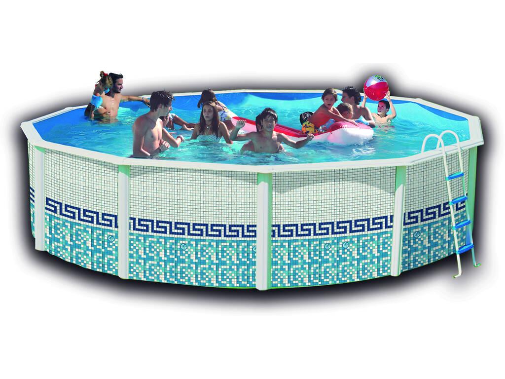Piscina Mosaico 550x120 Cm. Toi 8147