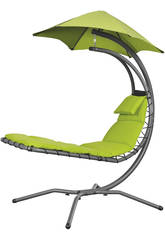 Transat Suspendu Nest Move - Couleur Vert